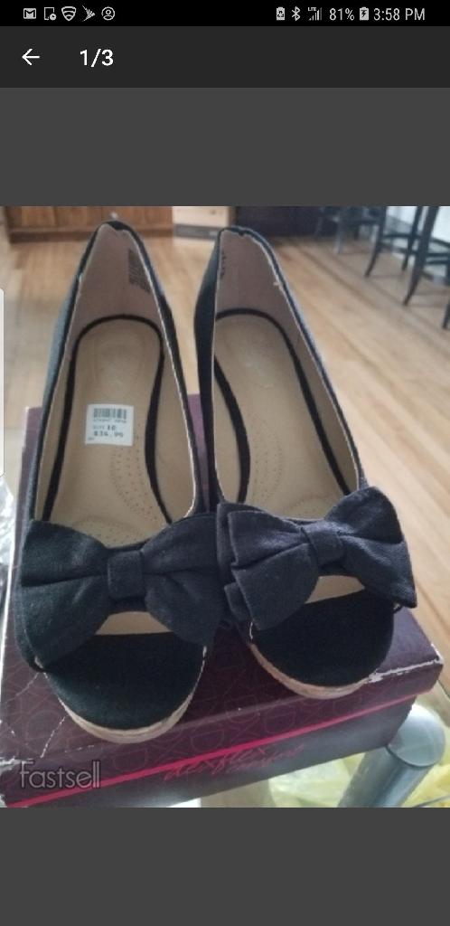 Dexflex comfort high heels 3