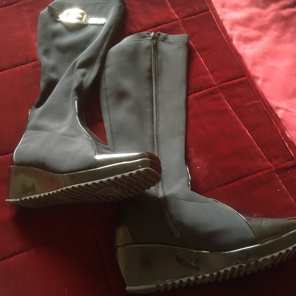 Heavenly Feet boots
