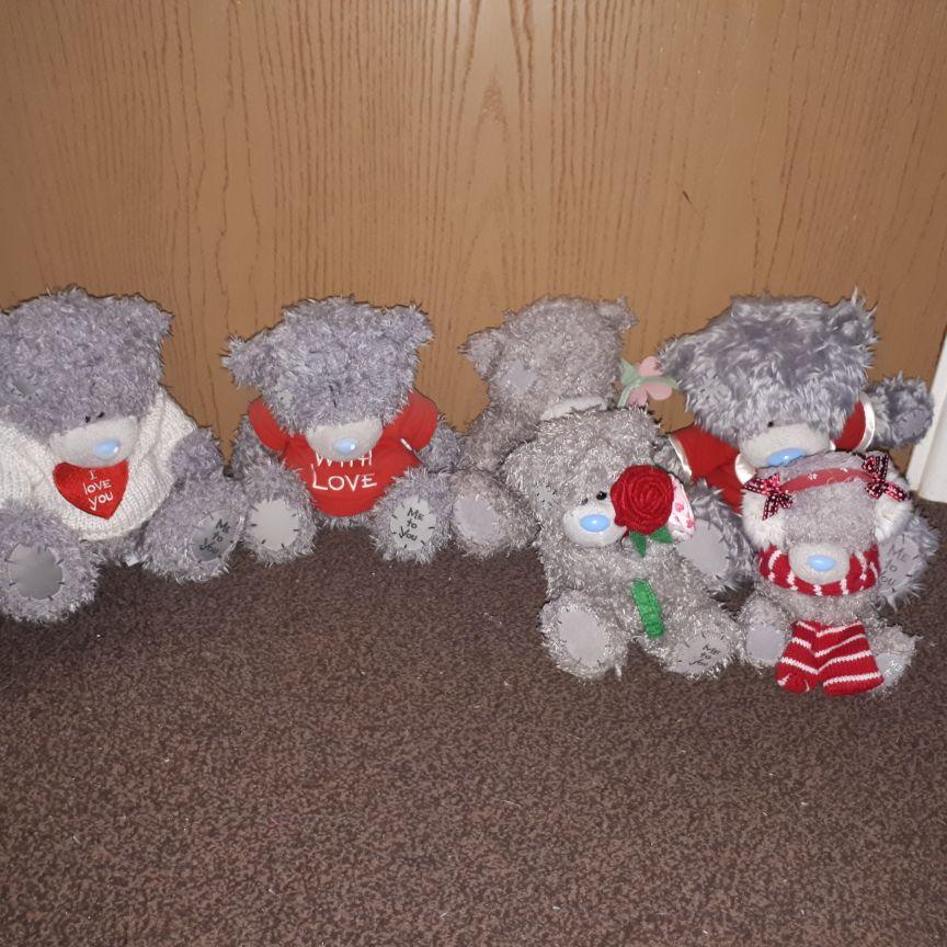 Me To You Bears x34
