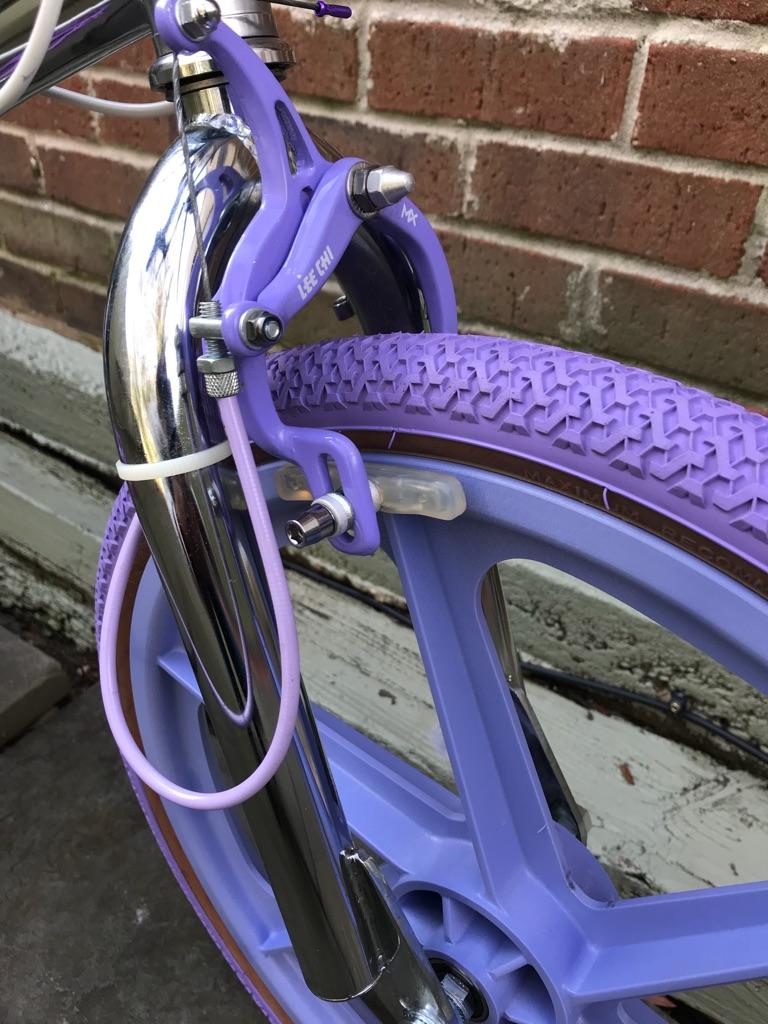 GT type 80's FREESTYLE BMX BIKE