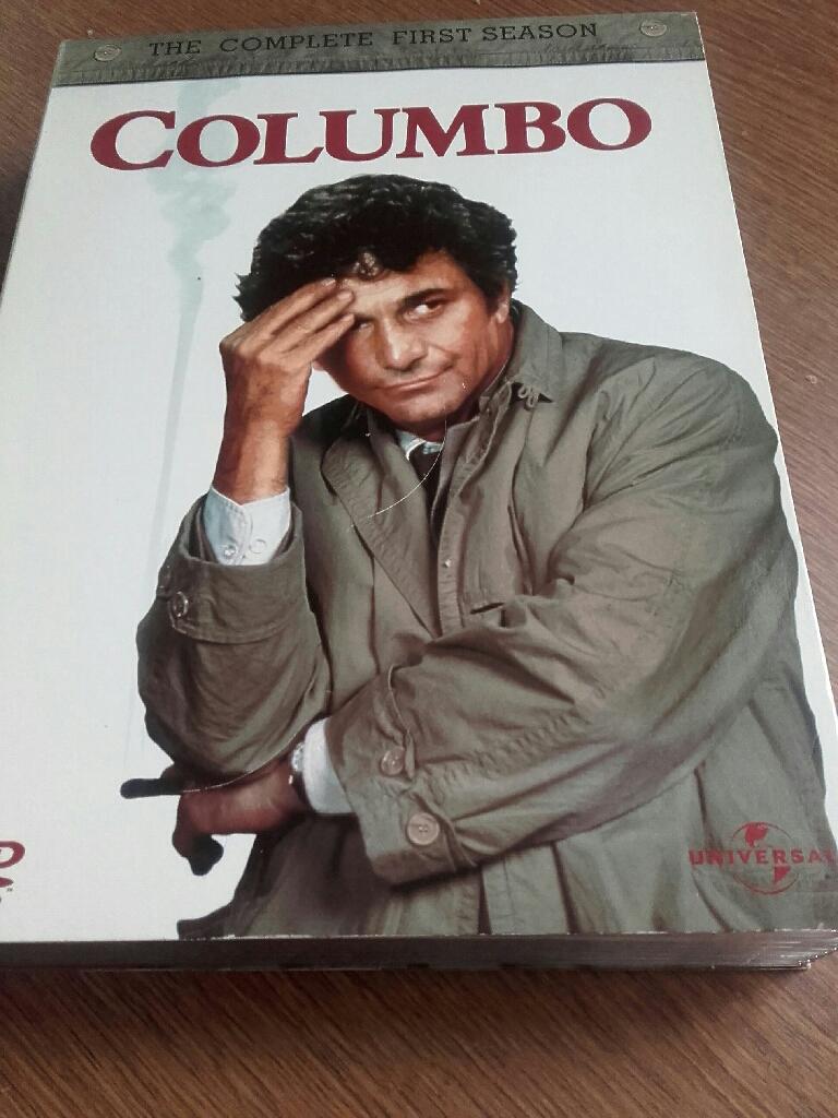 Columbo 6 dvds