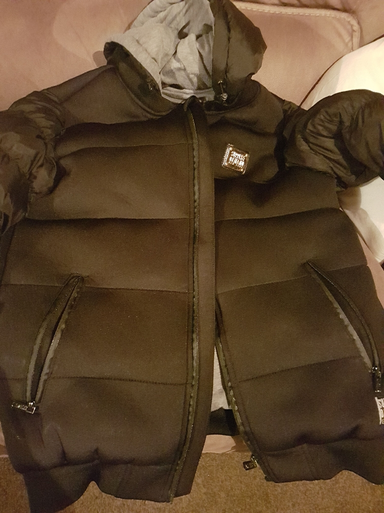 Mens size small Supply and Demand Jacket