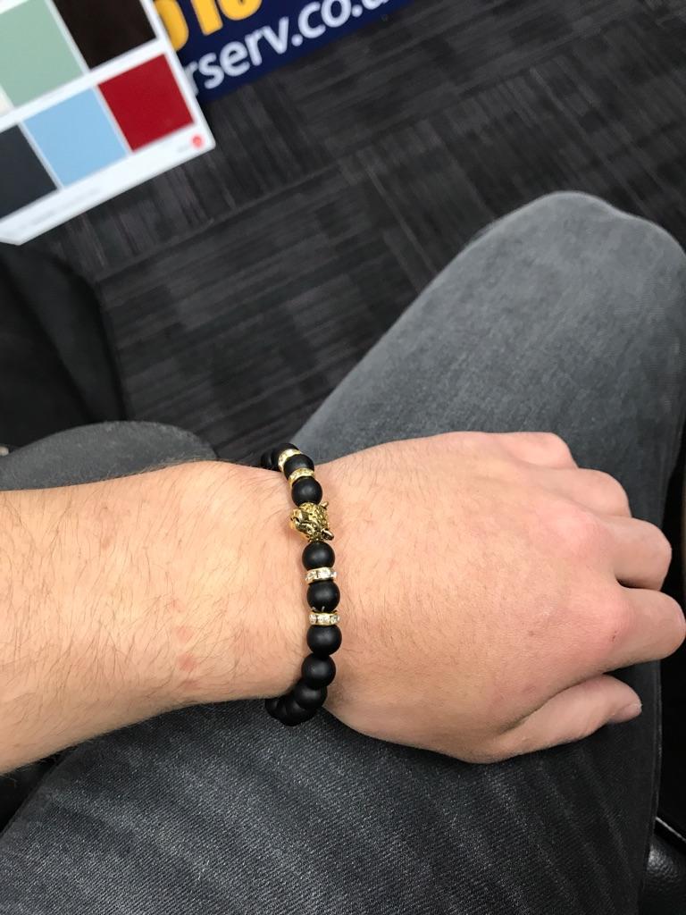 Men's Tiger Bracelet