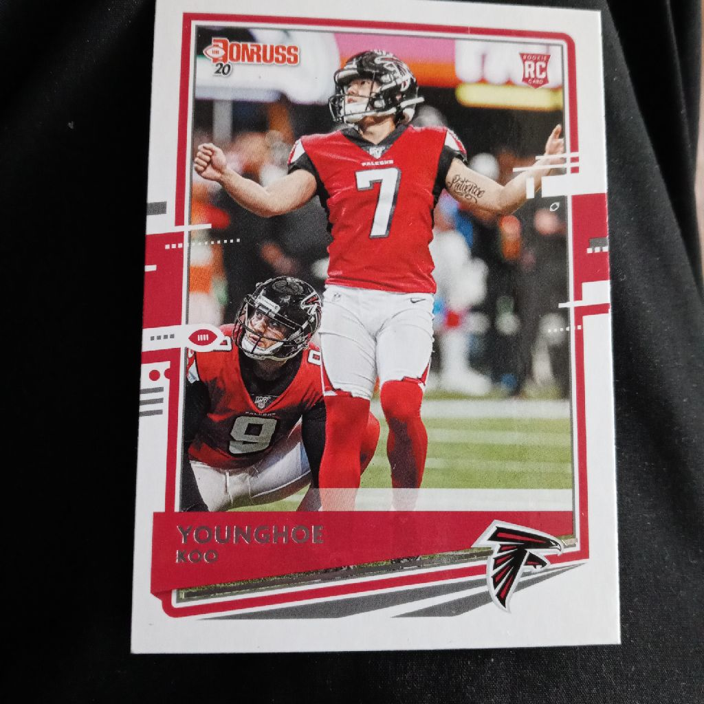 2020 YOUNGHOE KOO CARD