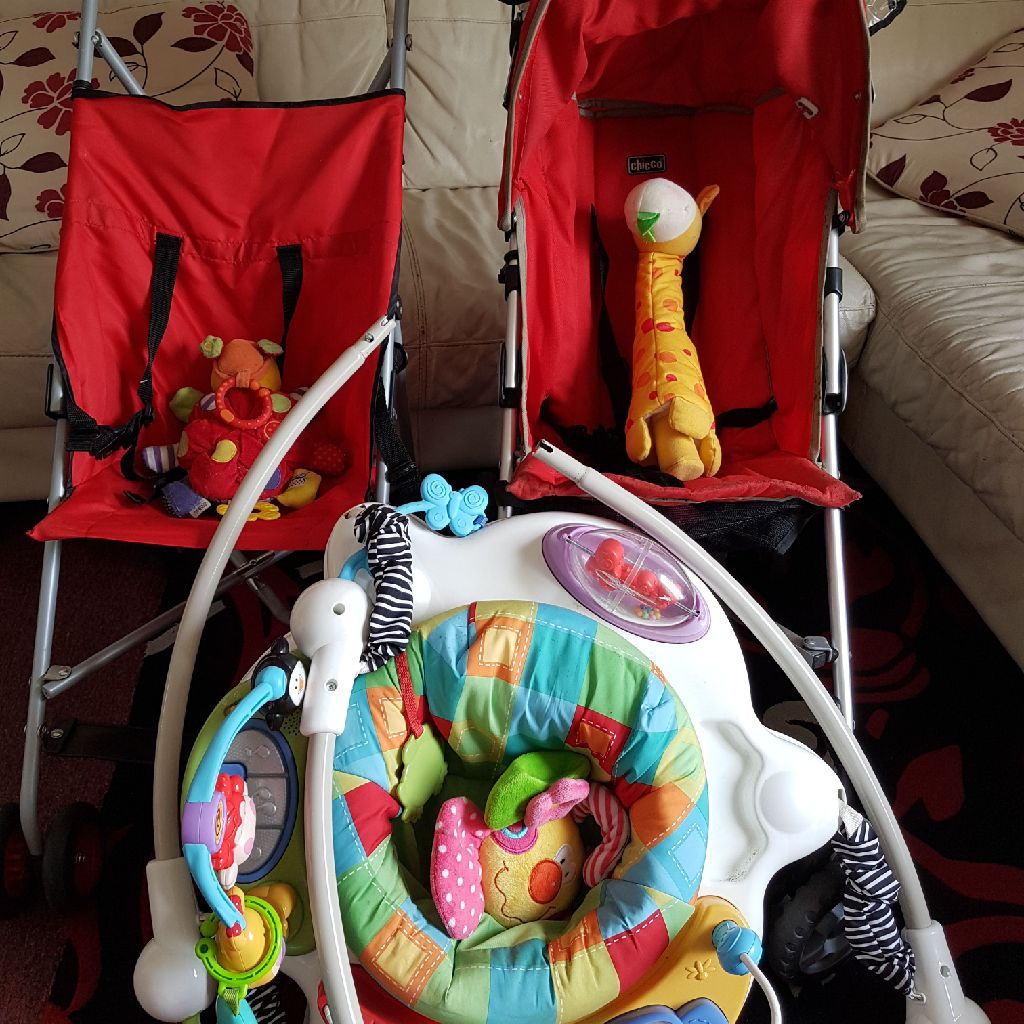 Baby strollers and walker
