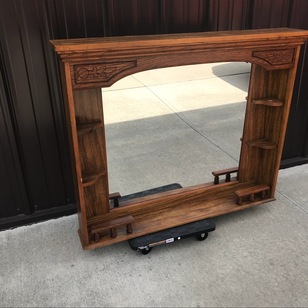 Hutch Mirror