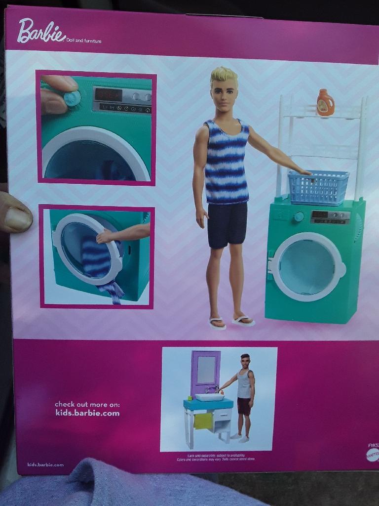 Ken Barbie doll