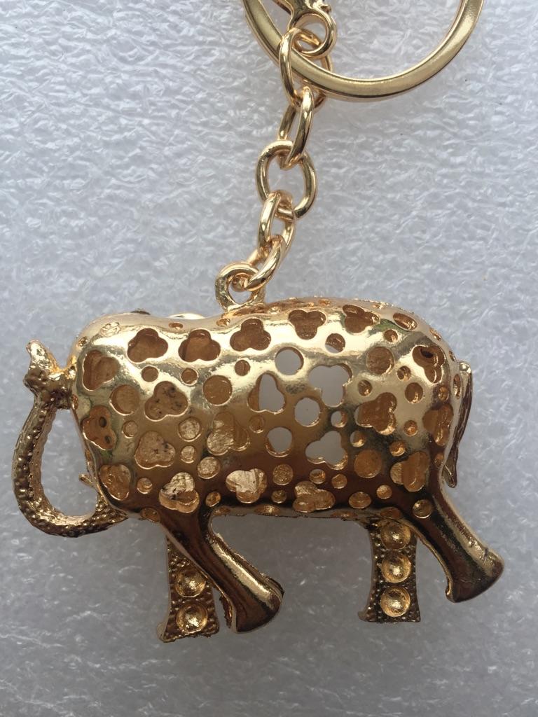 Keys ring holder with elephant **** 2