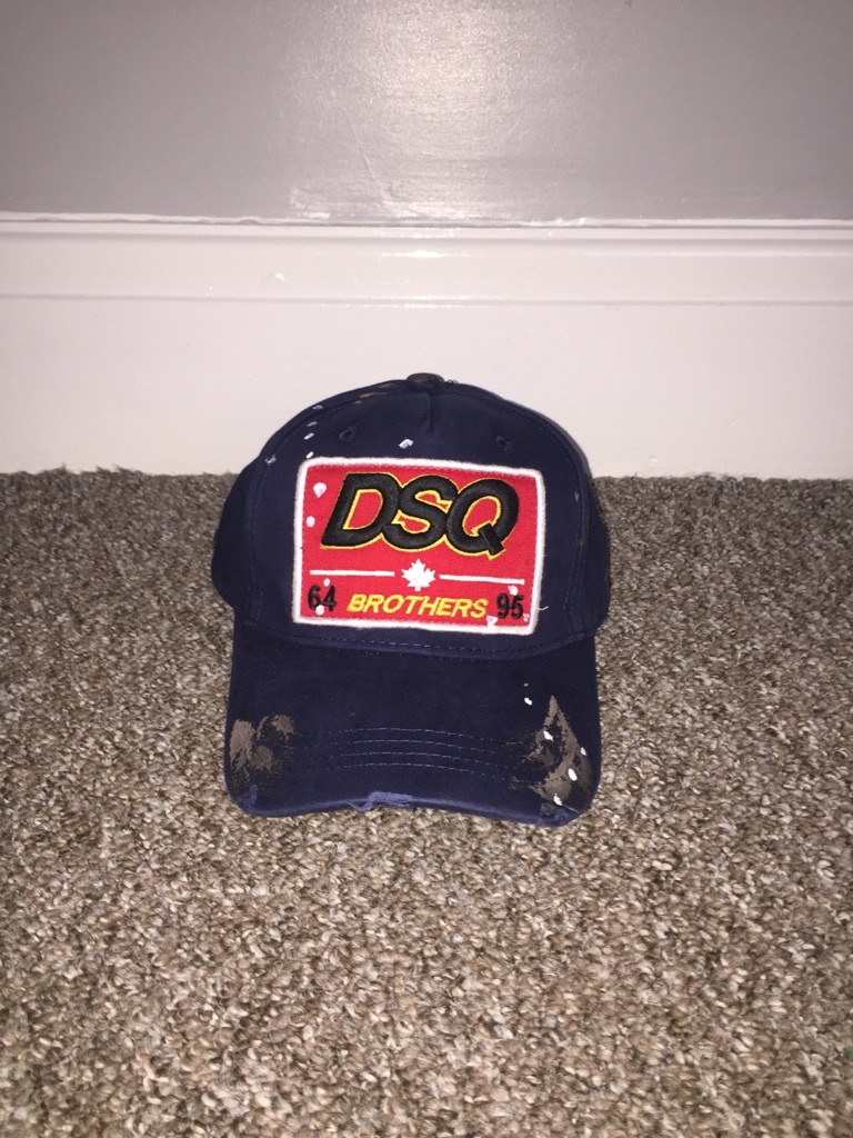 Brand new Dsquared cap