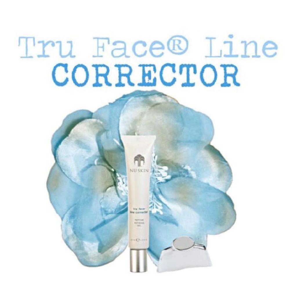 Line corrector