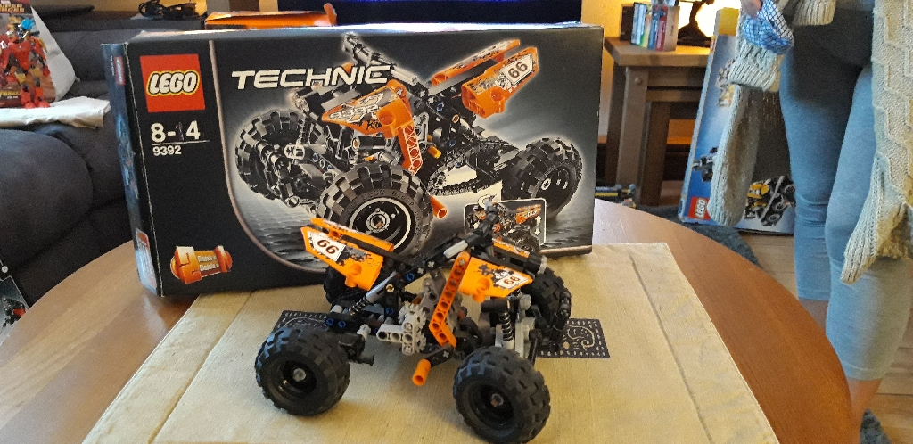 Lego technic 9392