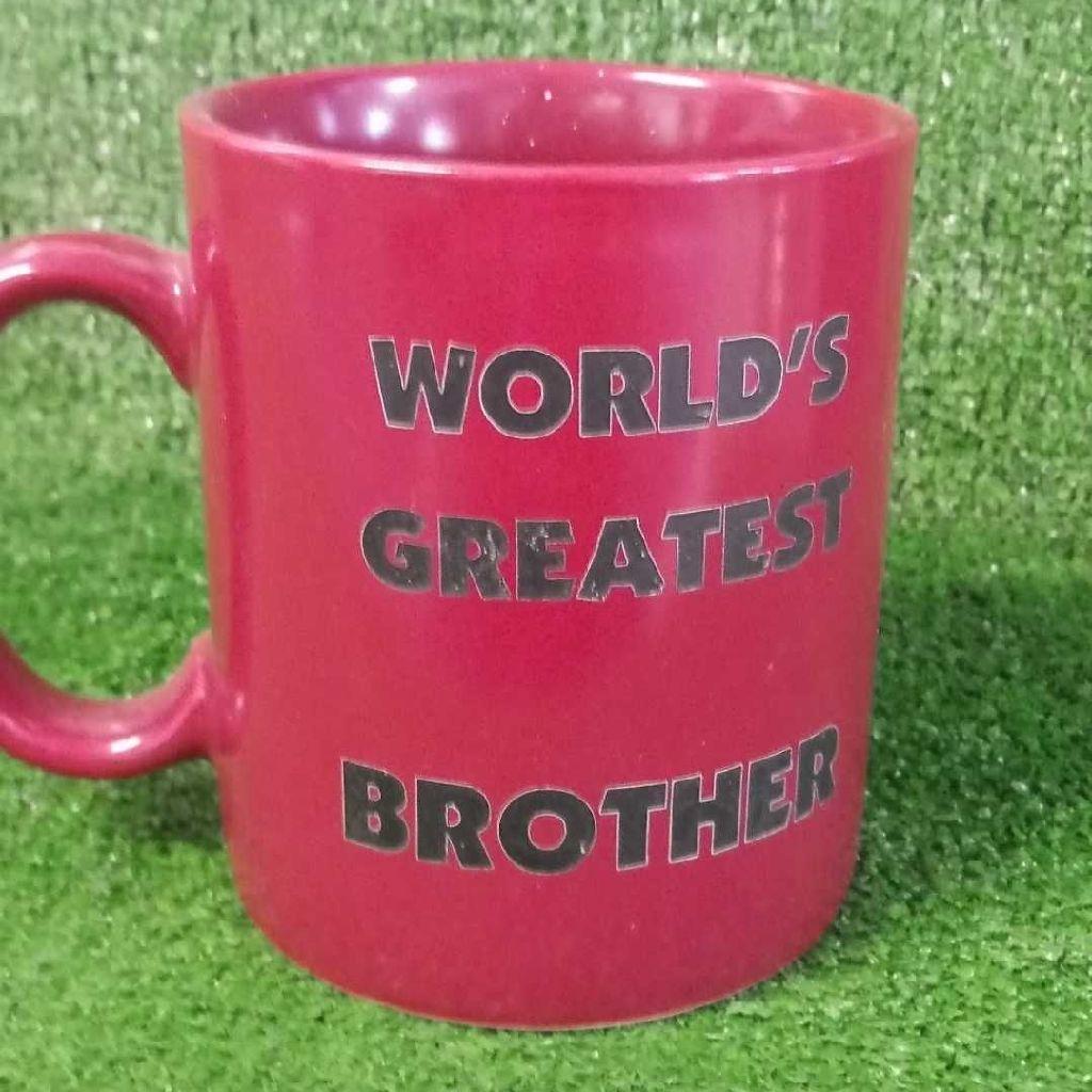 Greatest coffee mug