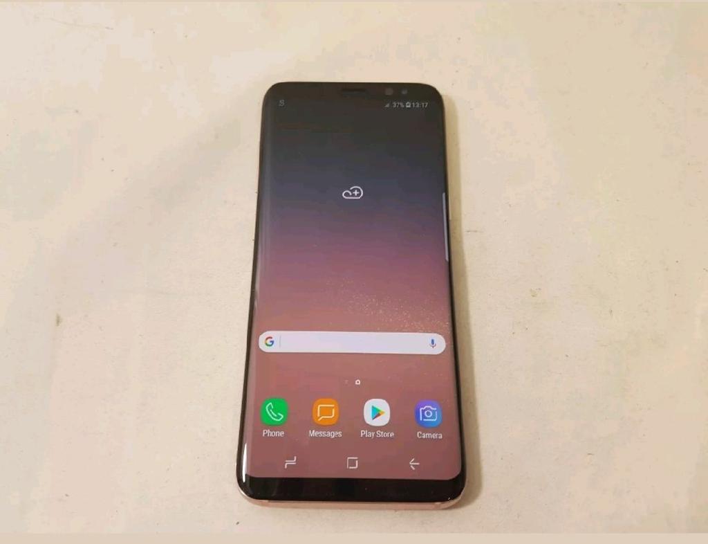 Samsung S8-Pink