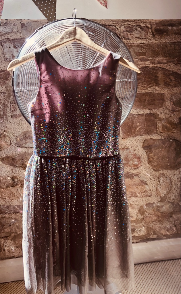 Girls party dresses age 10-11