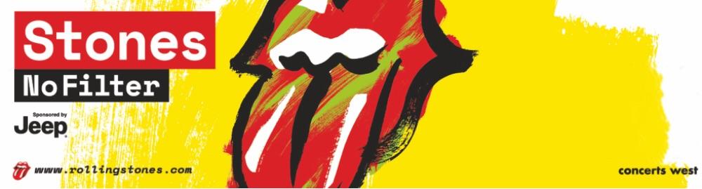 X2 Rolling Stones concert tickets