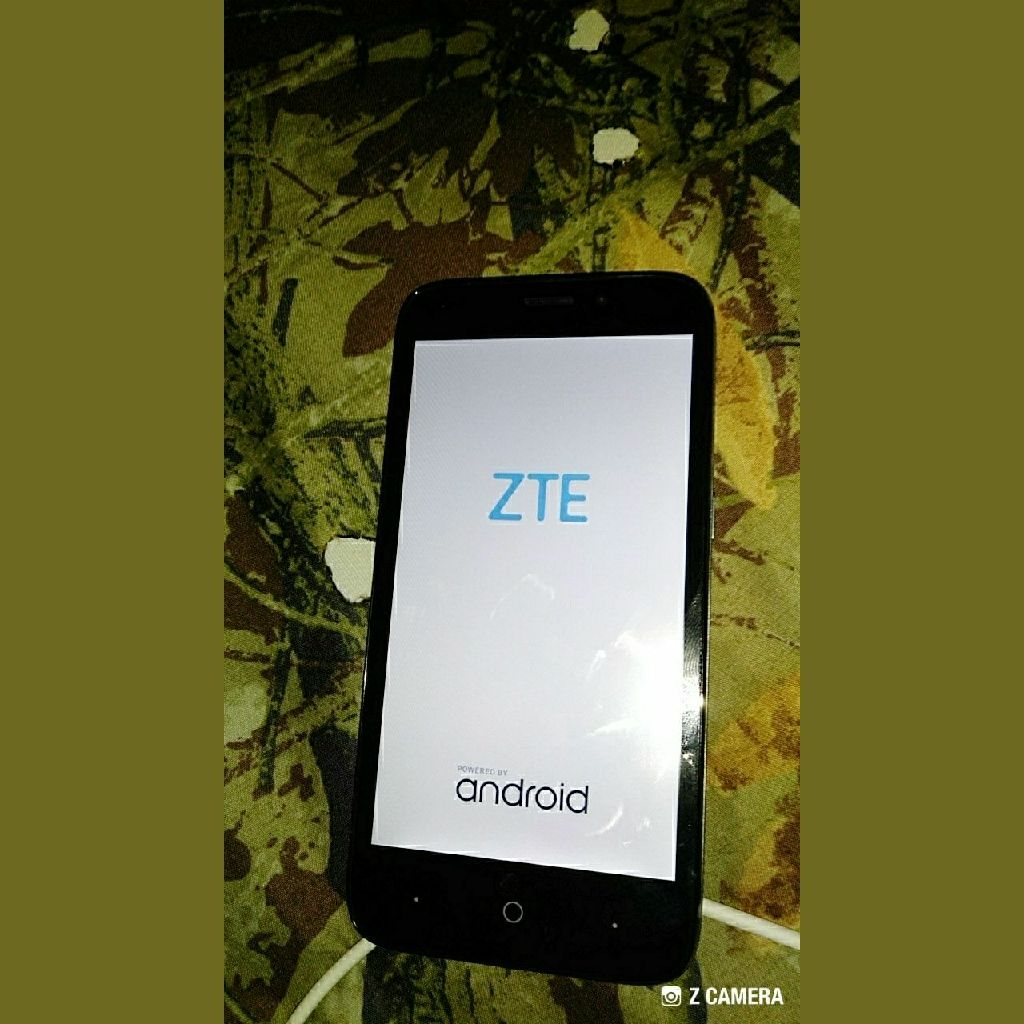 ZTE cell phone