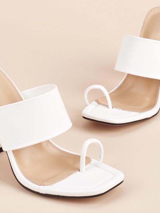 Block heel sandals 5% off in my shop