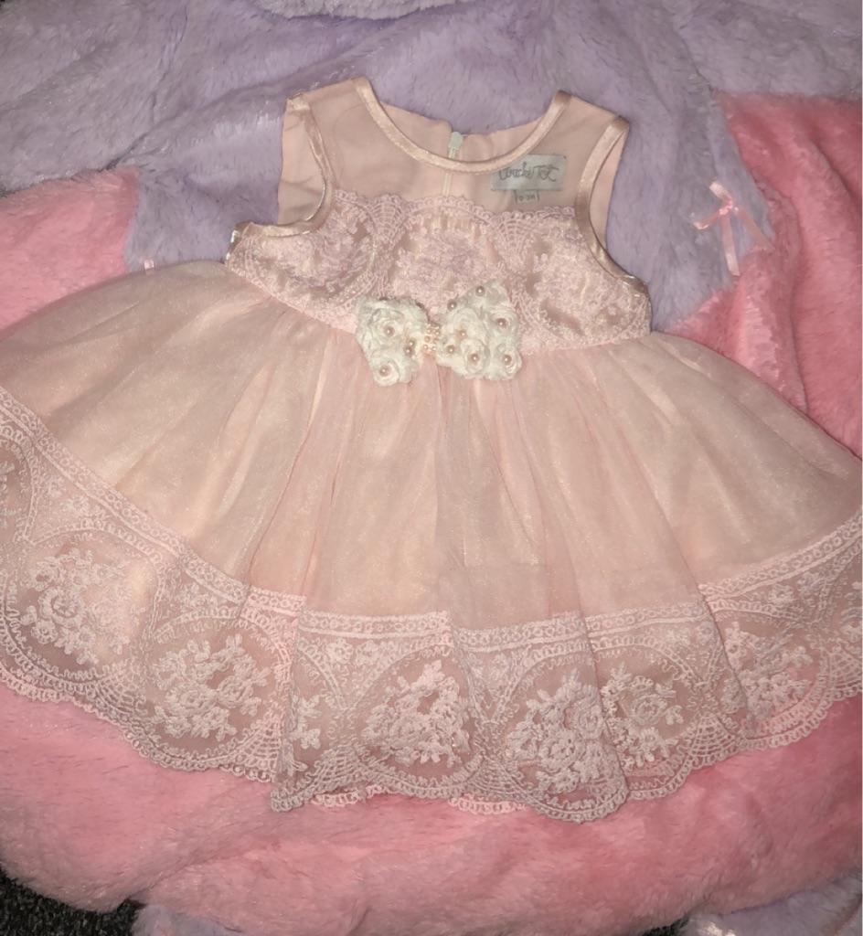 Couche tot baby dress