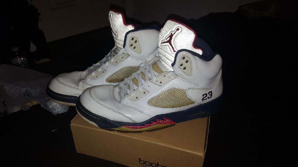 Jordan's (Size 13)