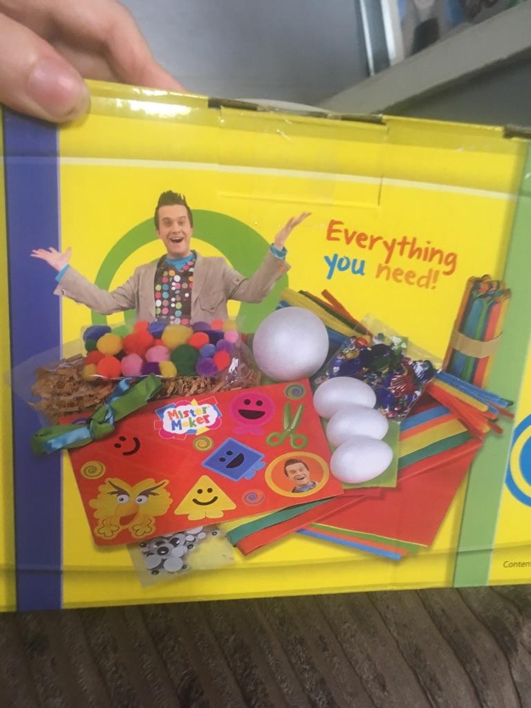 Mr maker magic make case