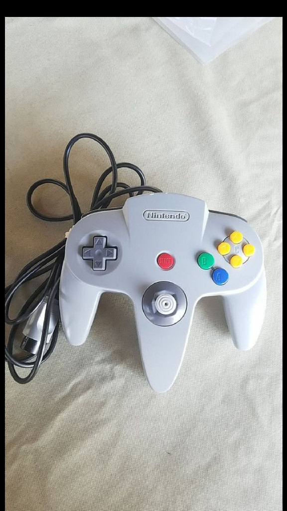 Nintendo 64 (Restored)