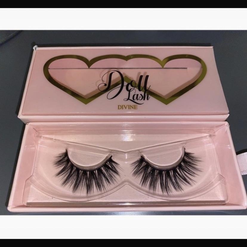Doll Lashes - Divine