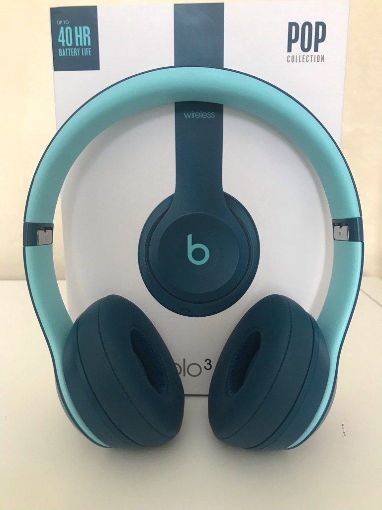 Beats Solo3 Wireless Brand new Pop Blue