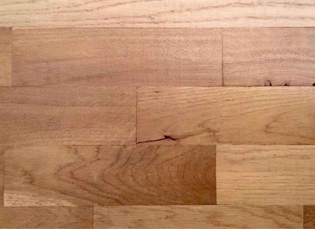 New Oak Wood Flooring