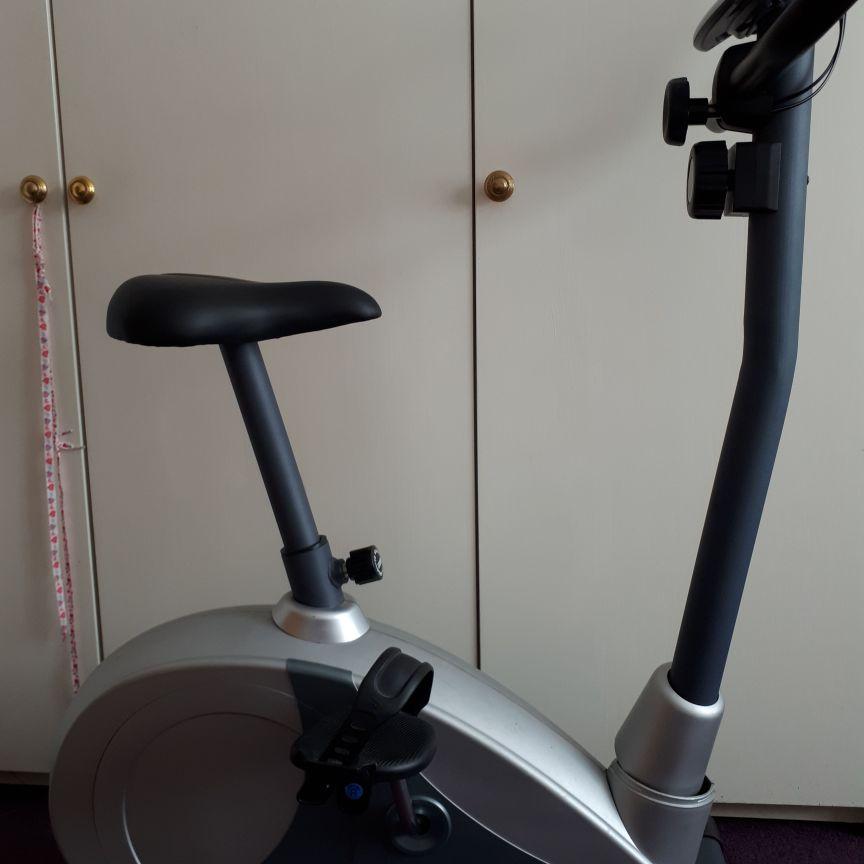 Excercise bike Roger black