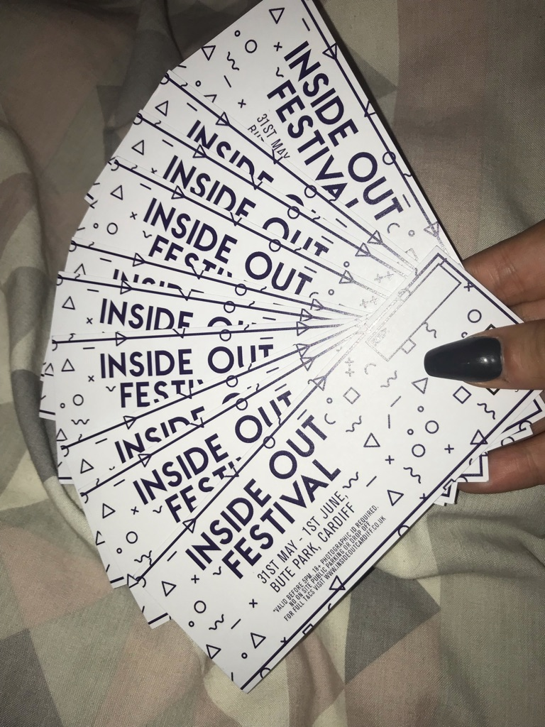 Inside Out Festival tickets