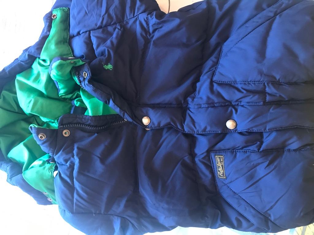 Genuine boys Ralph Lauren coat size 6
