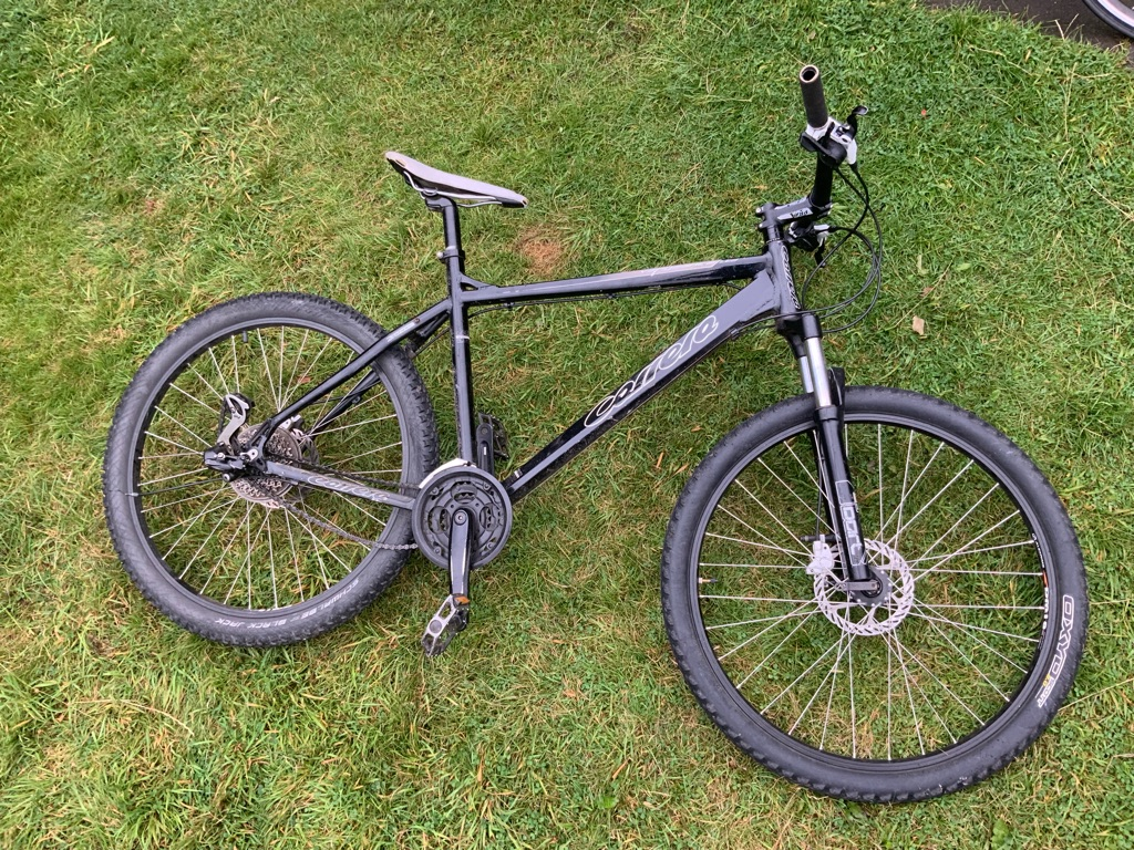 Carrera vengeance limited edition very rare hardtail bicycle mountain bike not trek specialised giant mongoose diamondbackcannondale cboardman