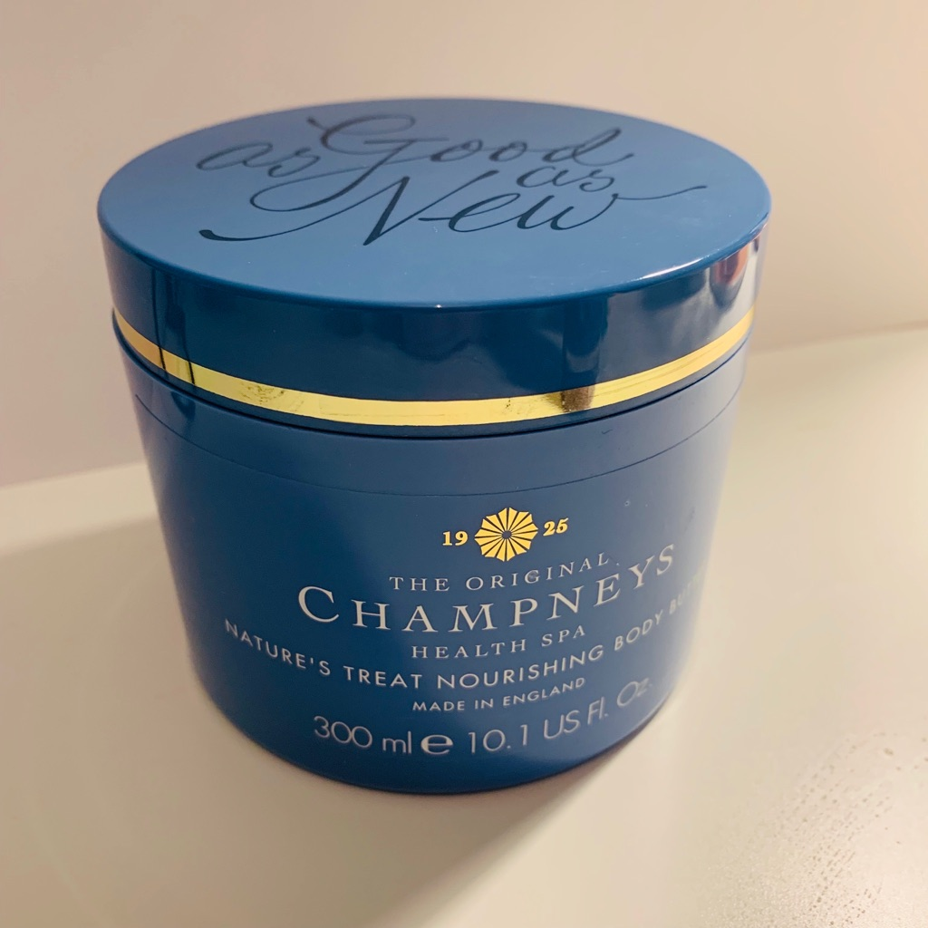 Champneys body butter