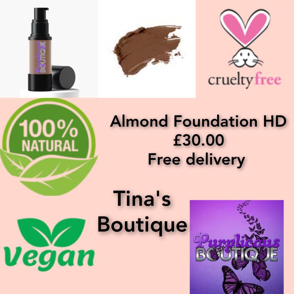 Almond Foundation HD