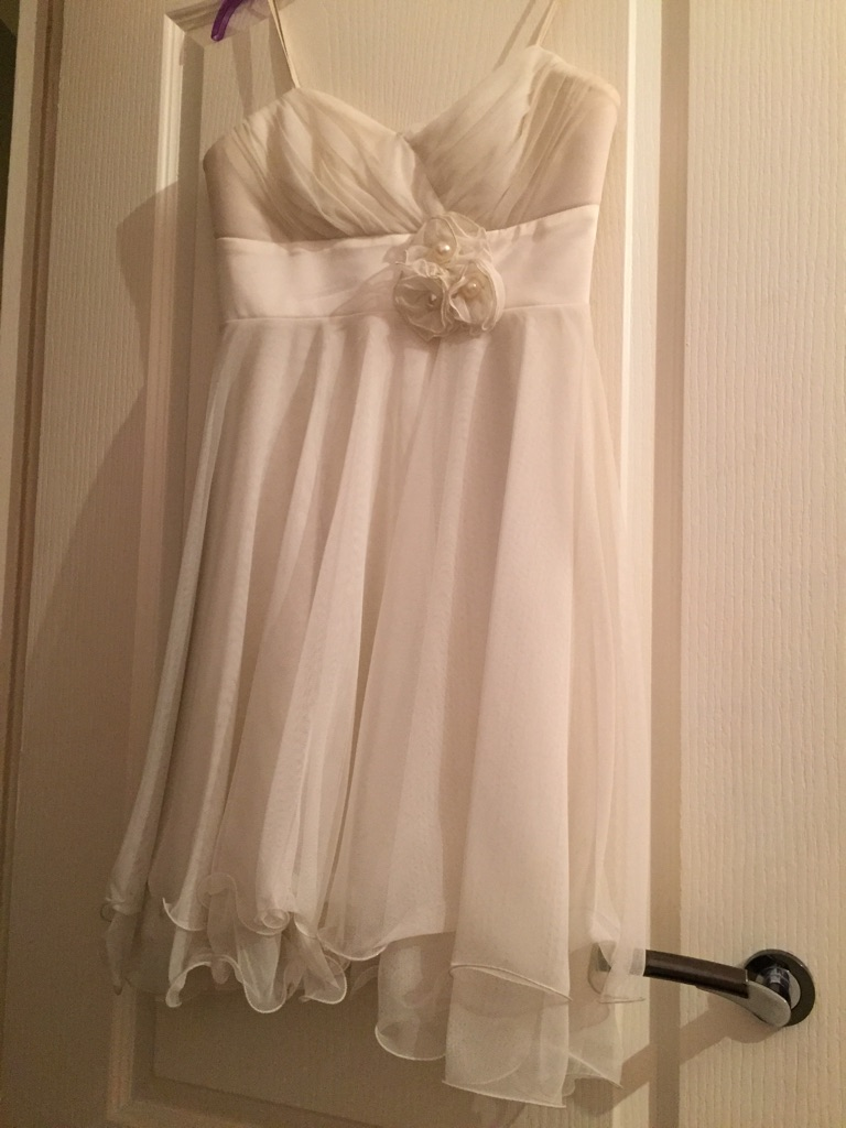 Wedding/ registration/ party dress