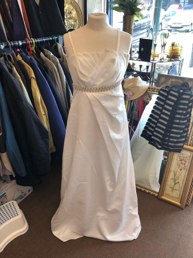 BHS Wedding Dress Size 10