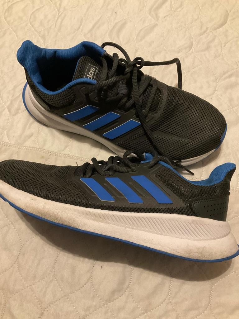 Adidas Run falcon trainers size 6