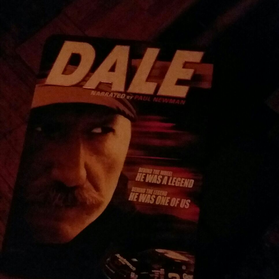 Dale Earnhardt Sr 6 disc dvd collection never been played once