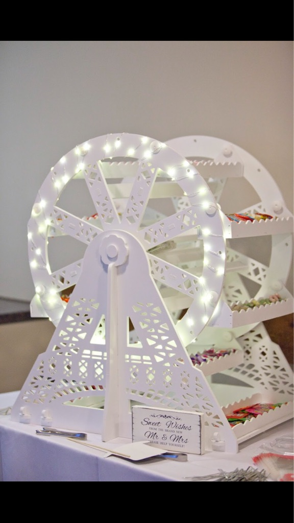 Wedding Ferris Wheel for Hire