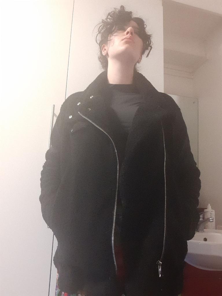 Blank NYC jacket (women's); Size M