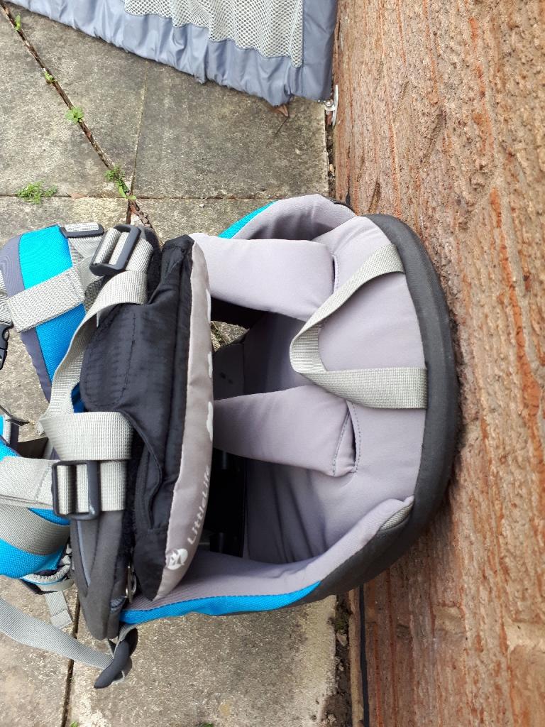 Littlelife ranger child carrier backpack