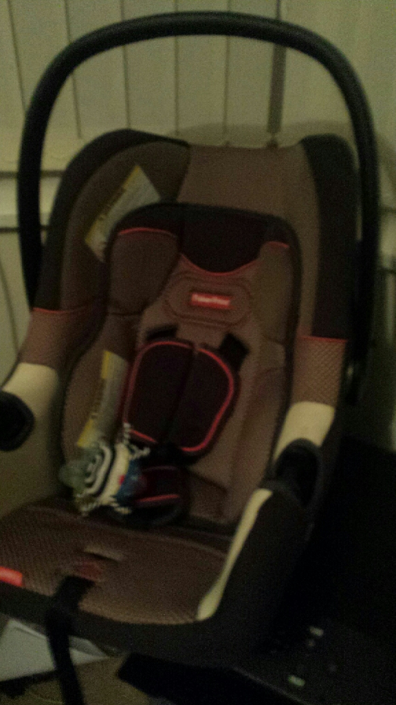 Fisher price car seat