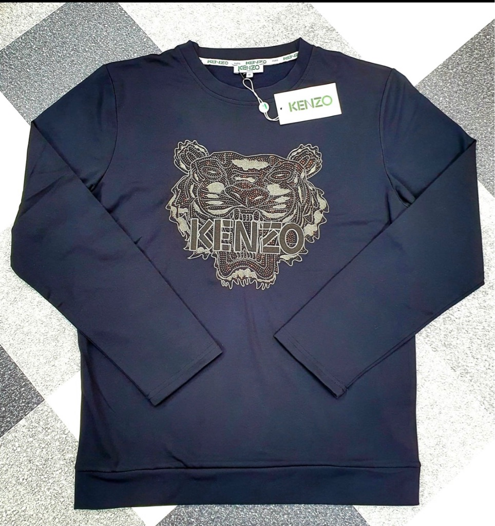 Brand New men's Kenzo jumpers in a variety of colours