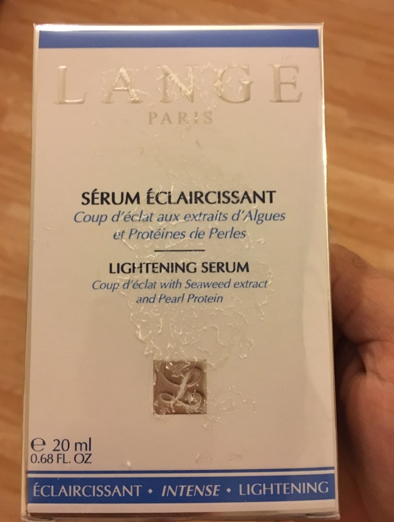 Serum ( lightening )