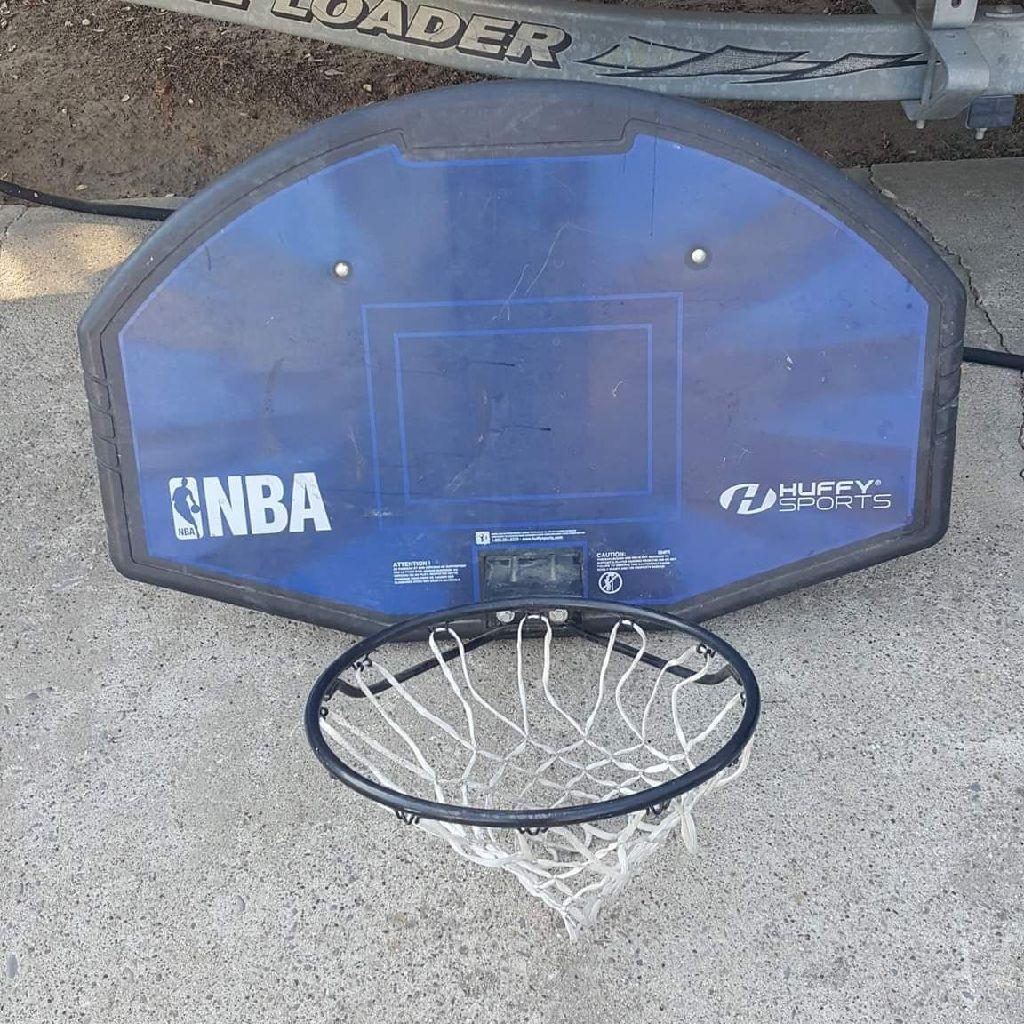 NBA BASKET BALL HOOP