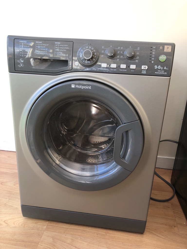 Washing Machine Hotpoint Aquarius