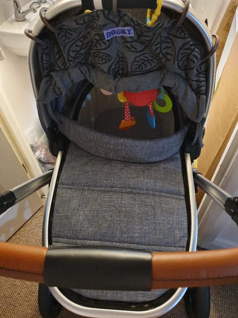 Babylo vogue 2 in1 travel system