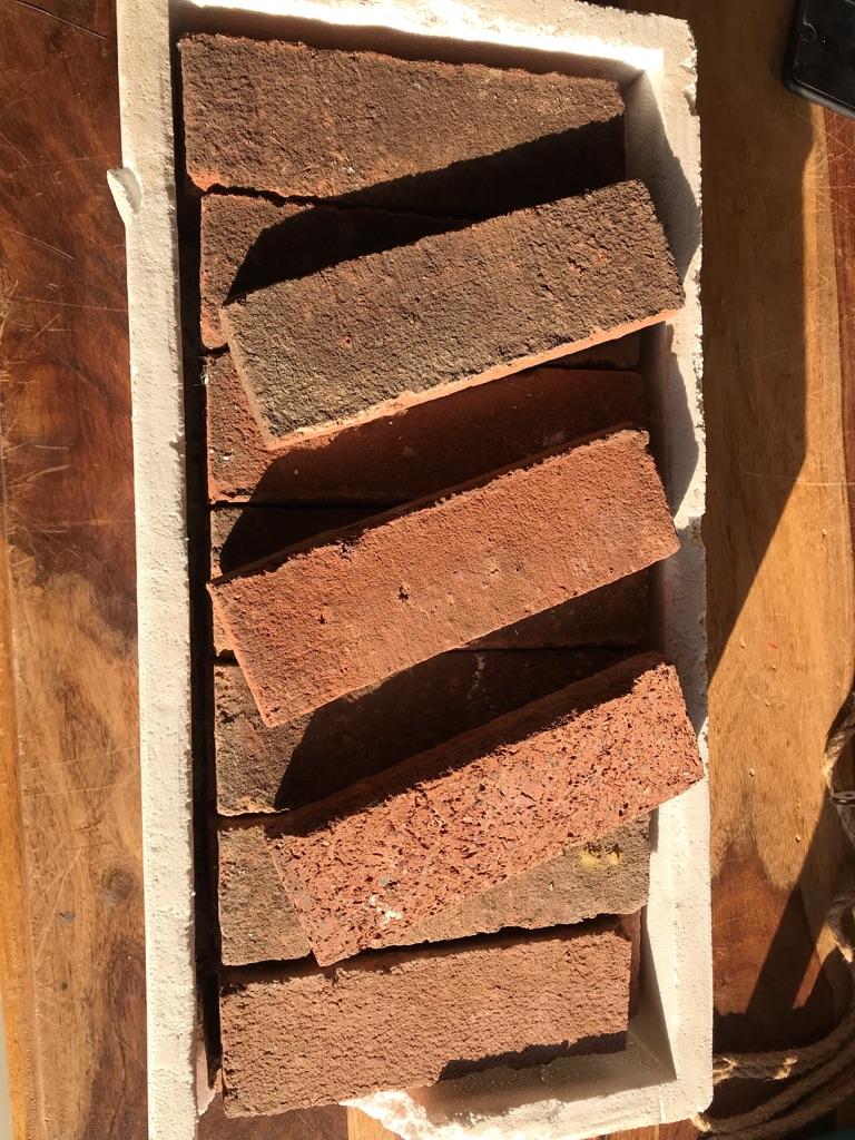 1 x box Brick Slips