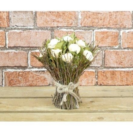 Artificial flowers for a home without green fingers