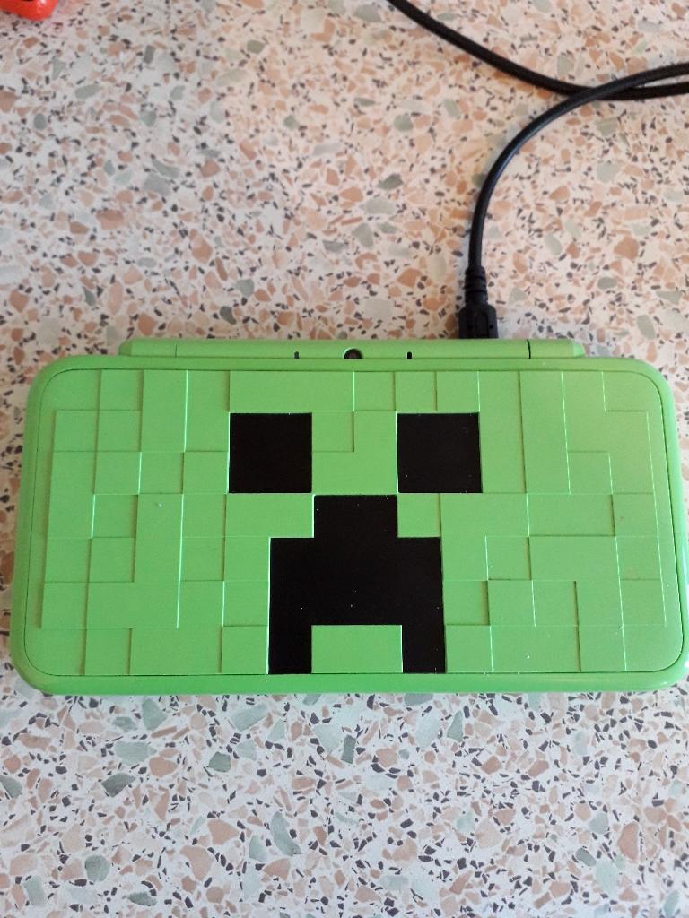 Minecraft edition 3ds xl
